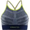 Craft W's Comfort Low Impact Bra Depth